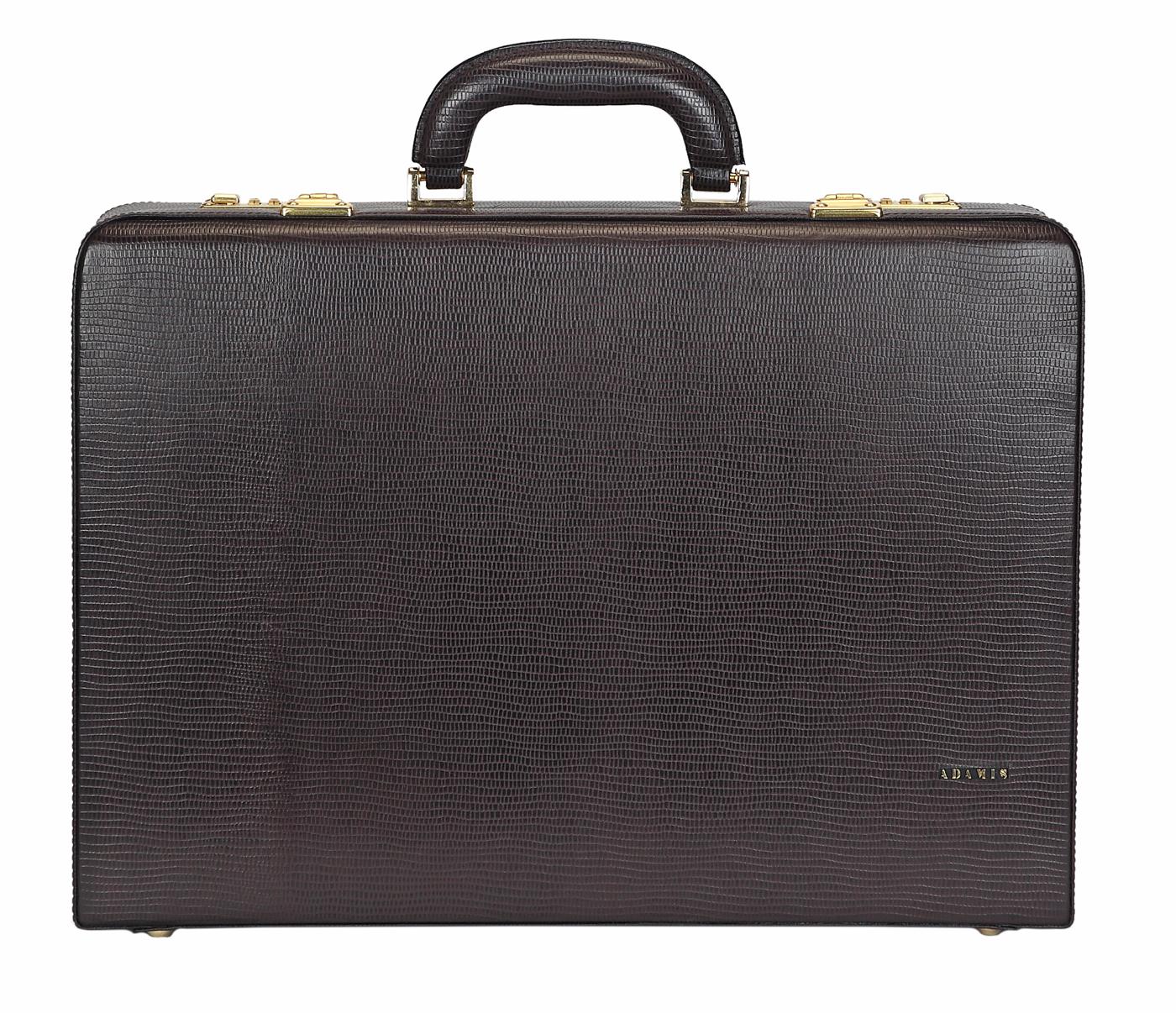 Leather Briefcase / Attache's(Brown)BC13