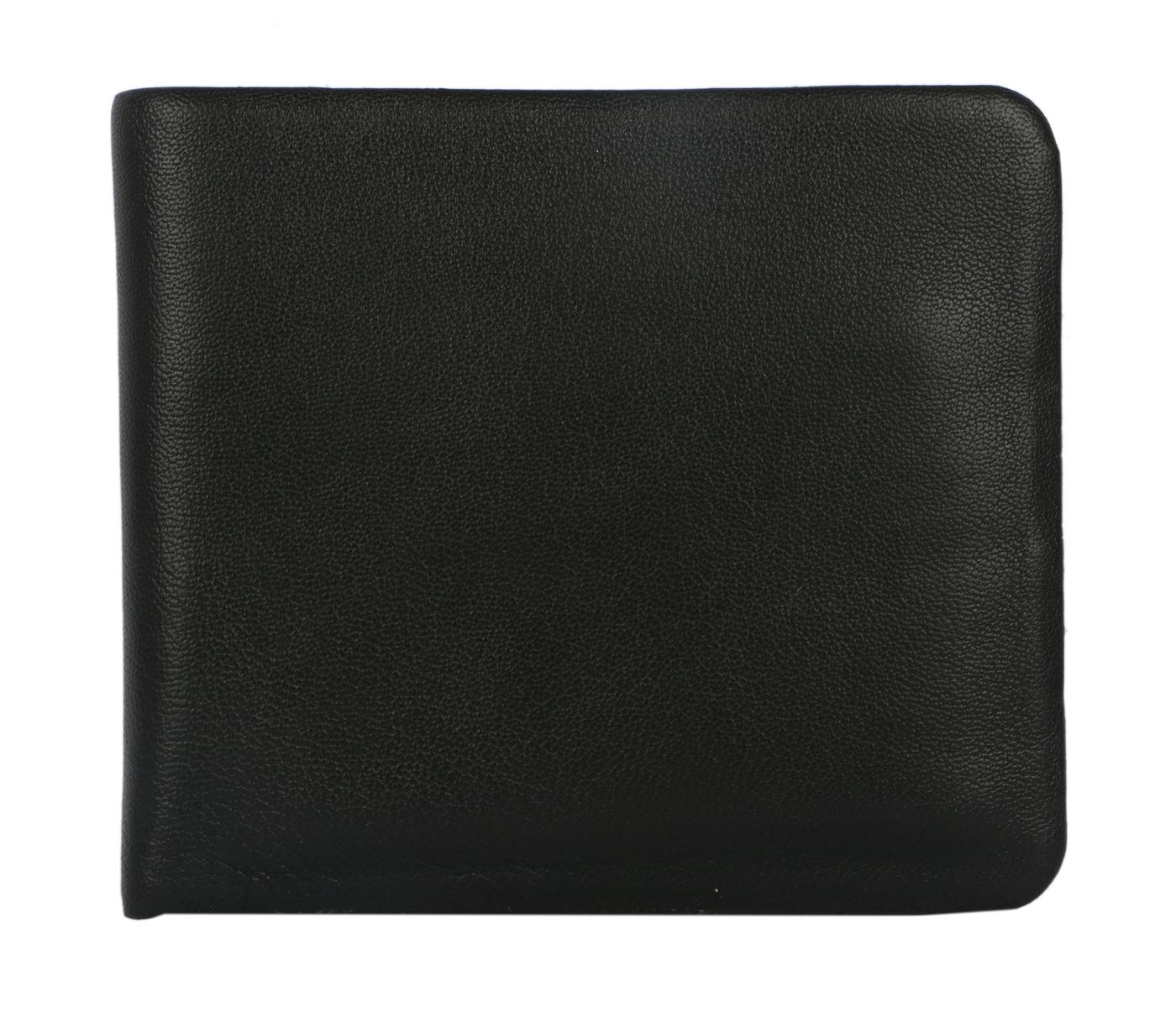 Ashton Leather Wallet(Black)VW1