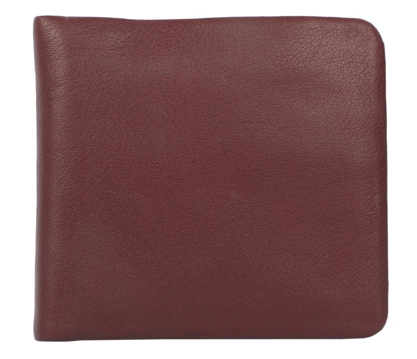Ashton Leather Wallet(Wine)VW1
