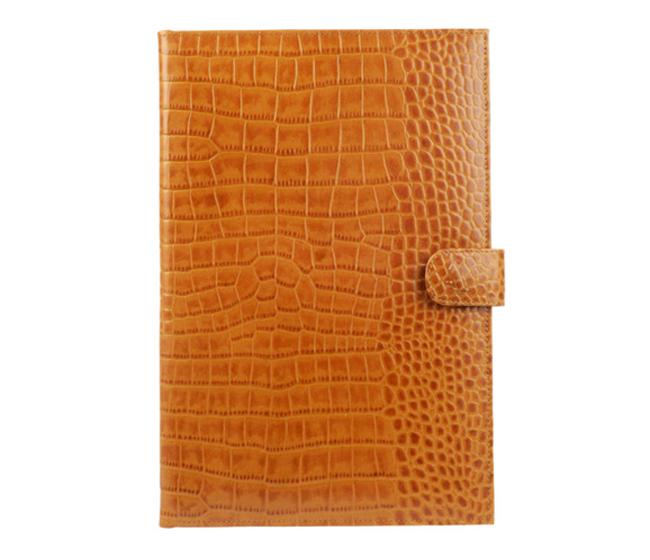 Vasco Leather Laptop Sleeve / Folder(Tan)F24