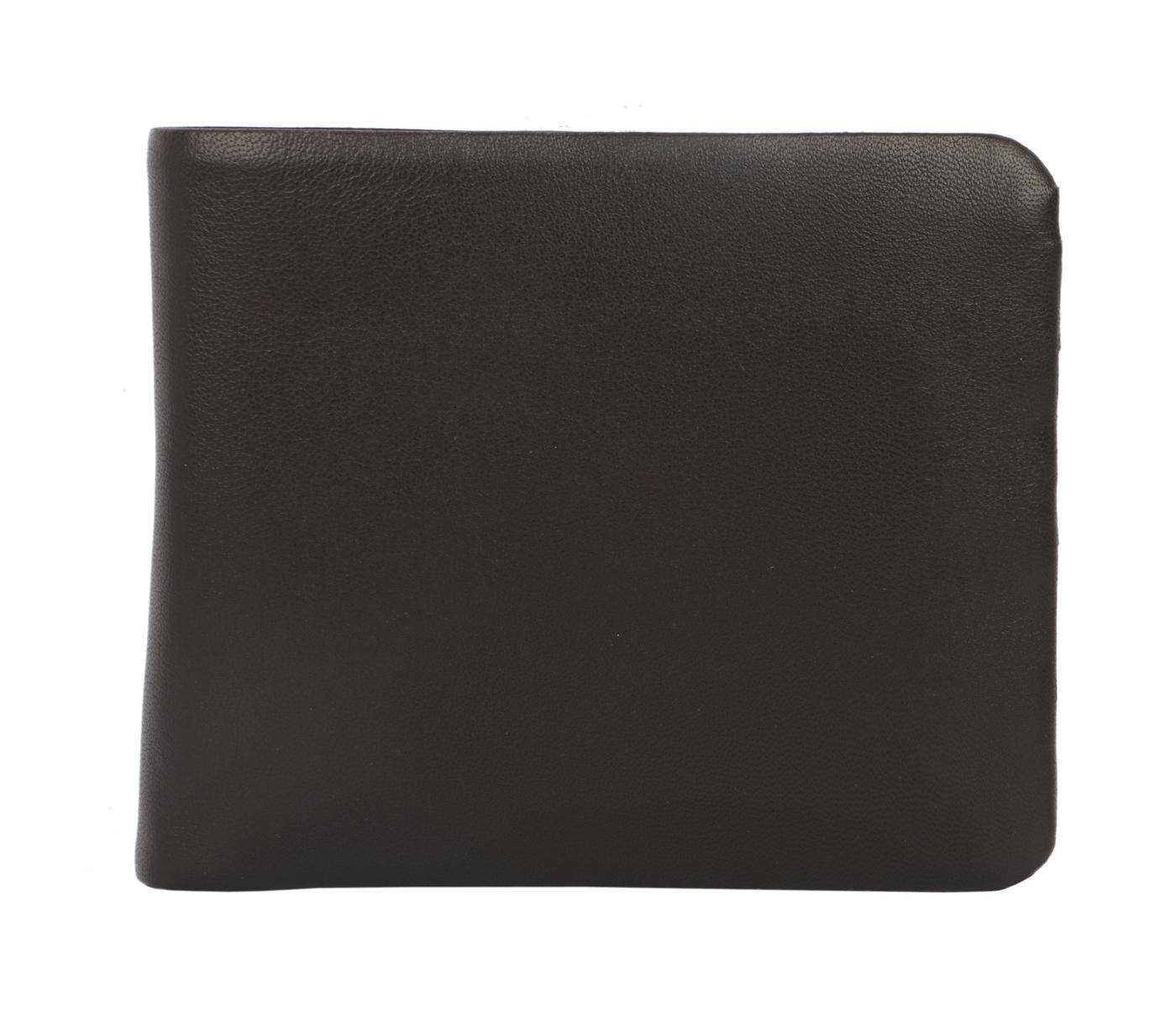 Almeda Leather Wallet(Brown)VW3